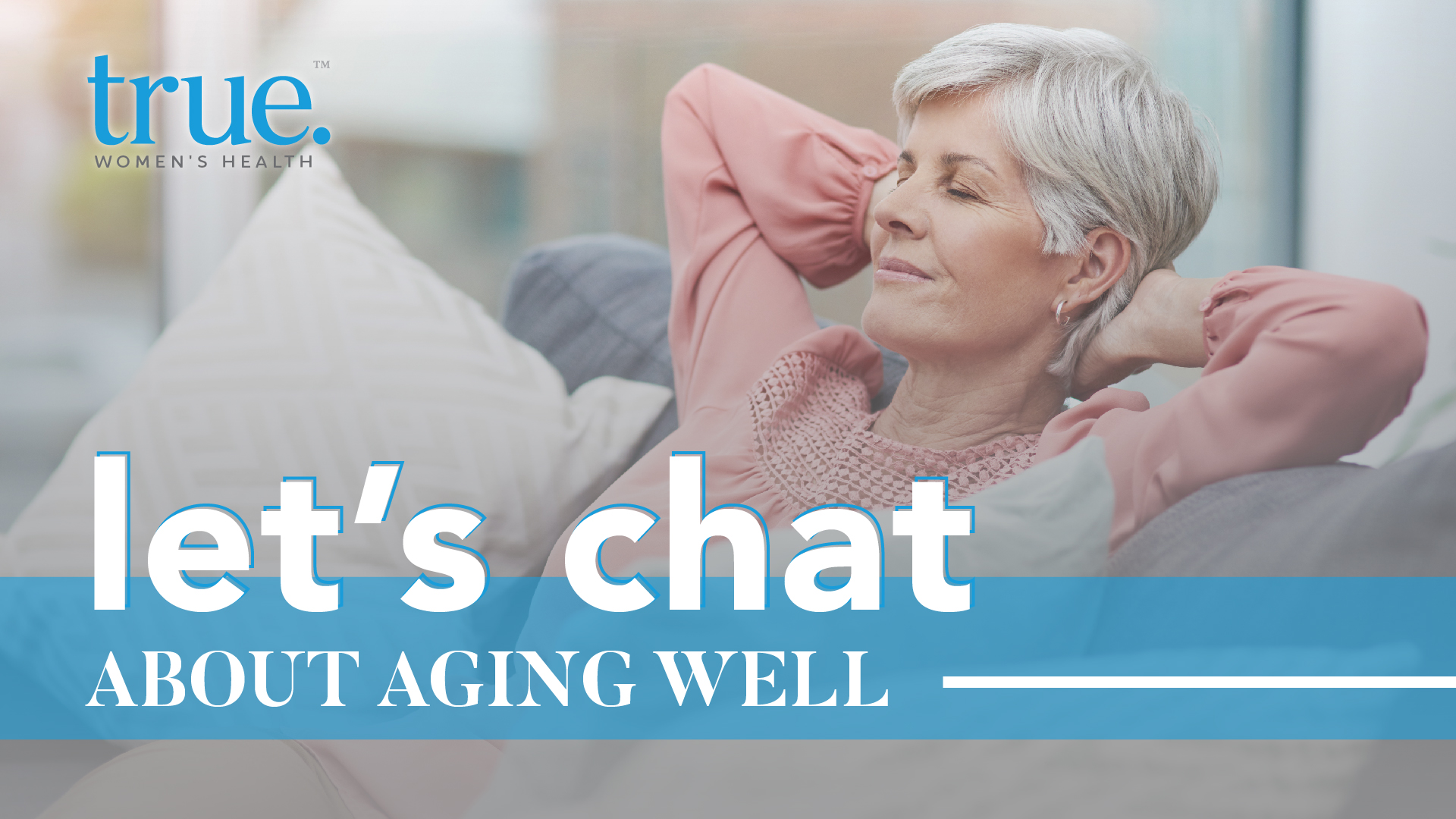 Let's Chat About Aging Well