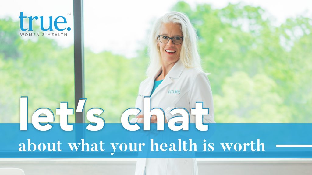Let's Chat About What Women's Health Is Worth