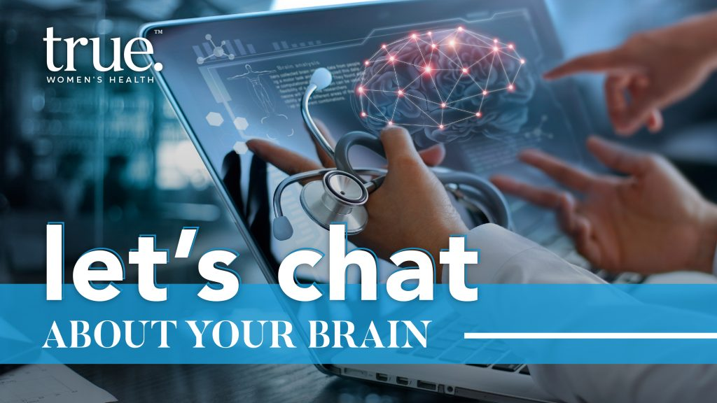 Let's Chat About Your Brain