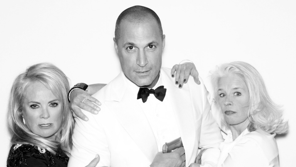 Shalen and Stirred Podcast With Nigel Barker