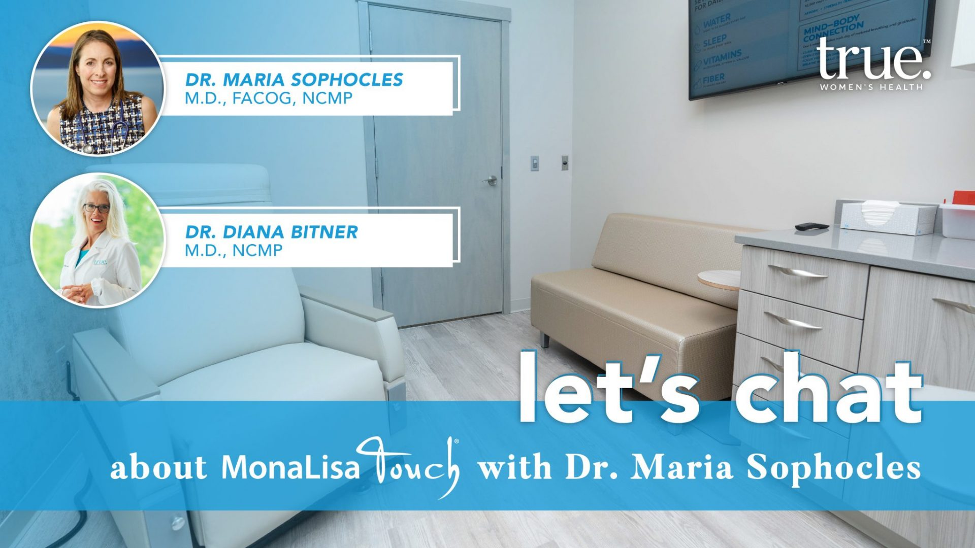 Women's Sexual Health With Dr. Maria Sophocles